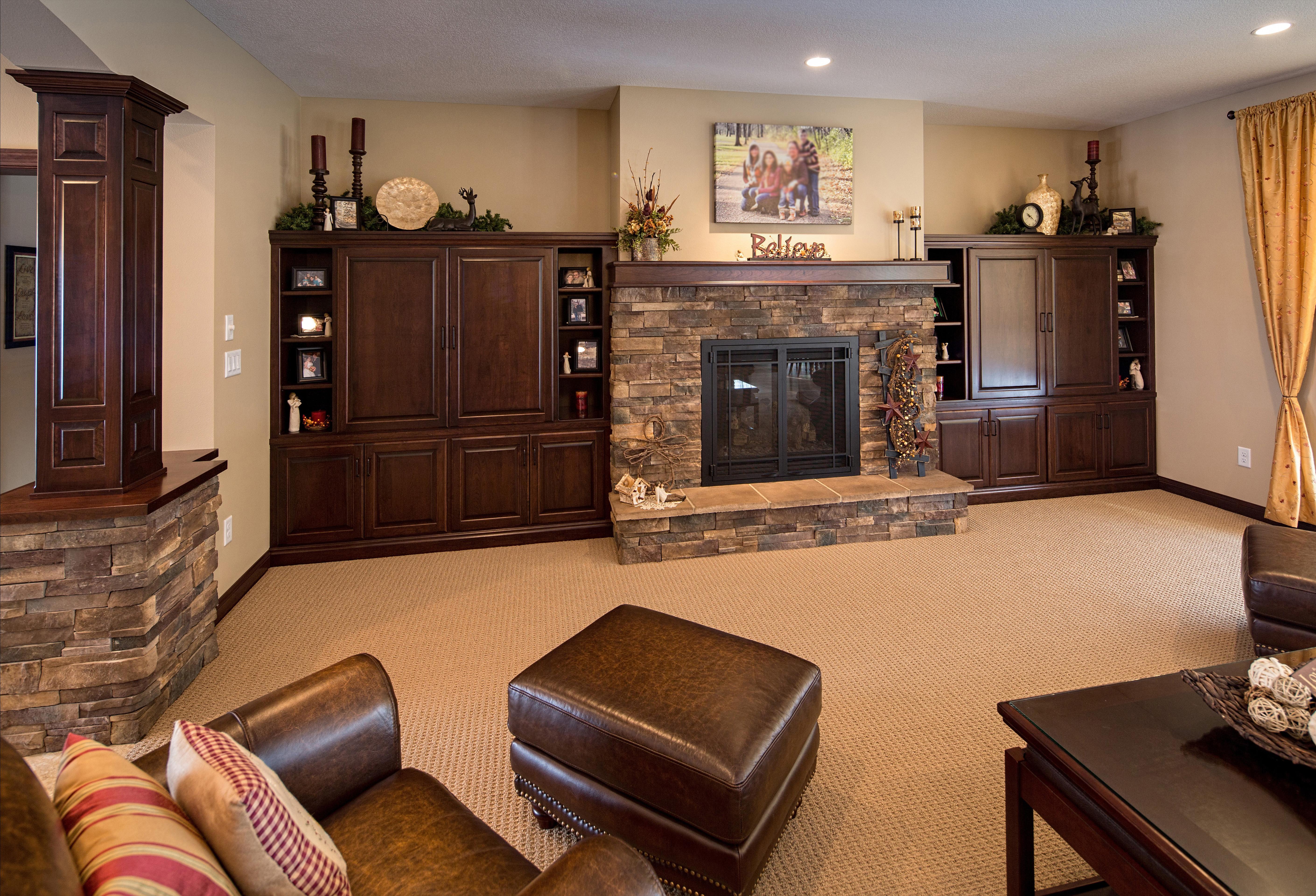 Braaten Fireplaces | Braaten Cabinets